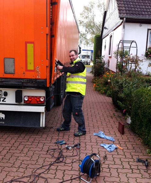 Reparatur-Sofort-Service