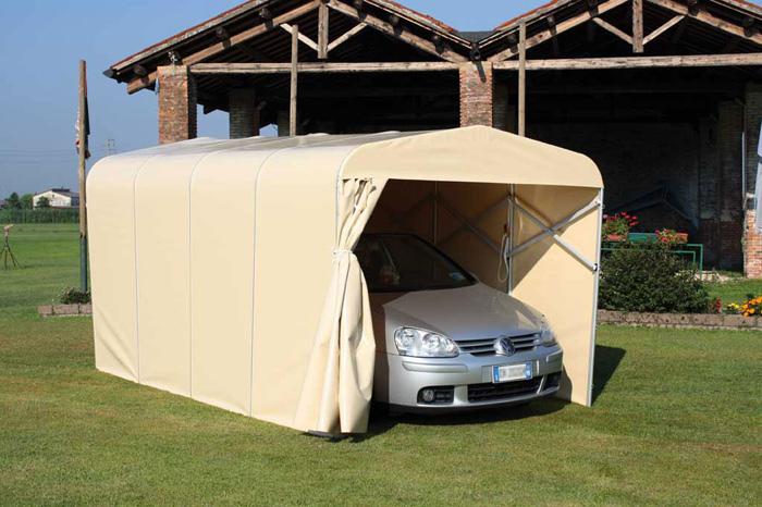 planen m ller gmbh flexible und faltbare garagen f r autos. Black Bedroom Furniture Sets. Home Design Ideas