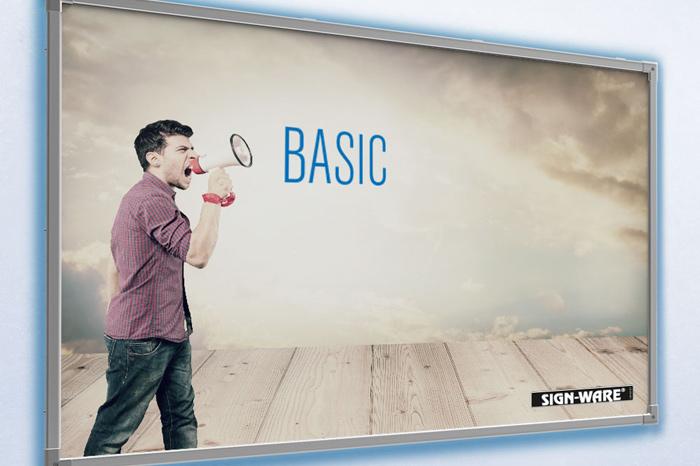 Basic Indoor Kedersysteme Basic-system