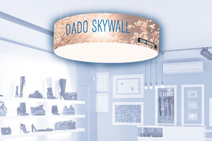 DADO Gummilippensysteme Skywall