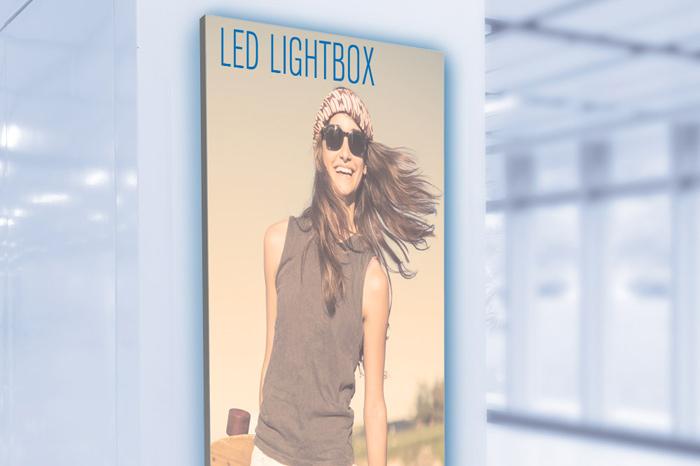 LED Gummilippensysteme lightbox