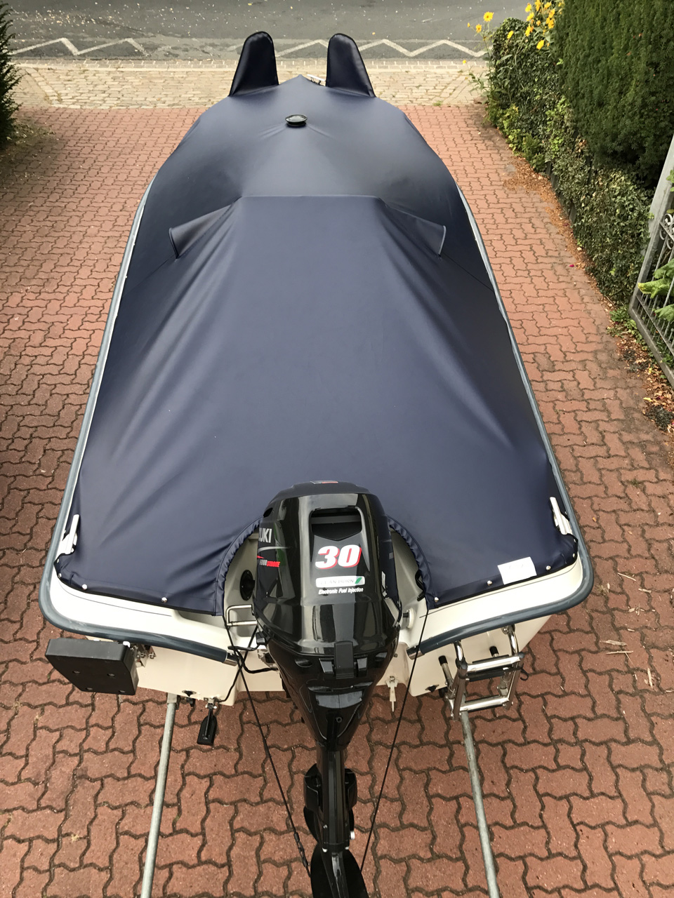 Transportpersenning aus Stamoid Heavy-Cover